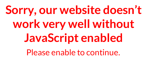 Please enable Javascript to continue.