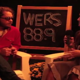 Amos Lee sits down with WERS at Life is Good Fest 2013