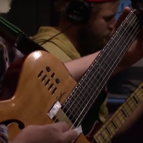 "Matthew E. White LIVE In Studio Performing ""Big Love"""
