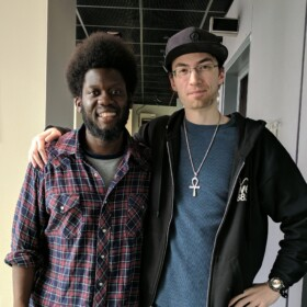 Michael Kiwanuka Interview and Perfomance at WERS