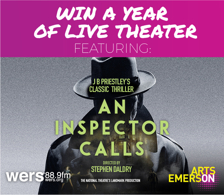 Enter to Win a Year of Live Theater
