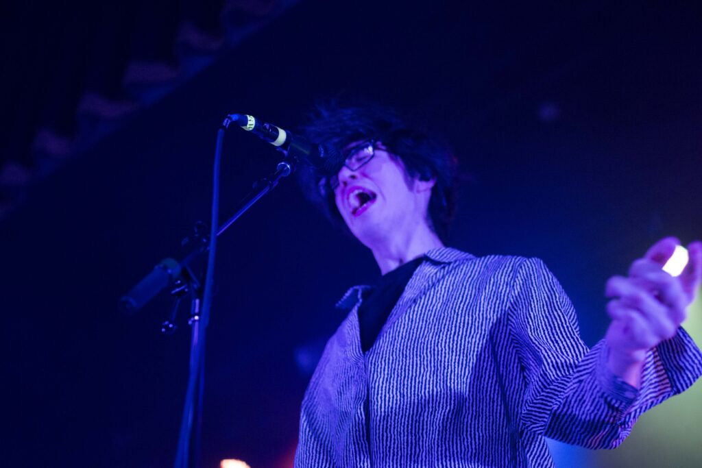 Sold Out Crowd Moshes Their Feelings Out To Car Seat Headrest
