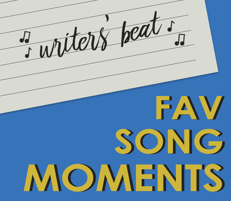 Writers' Beat — Favorite Music Moments