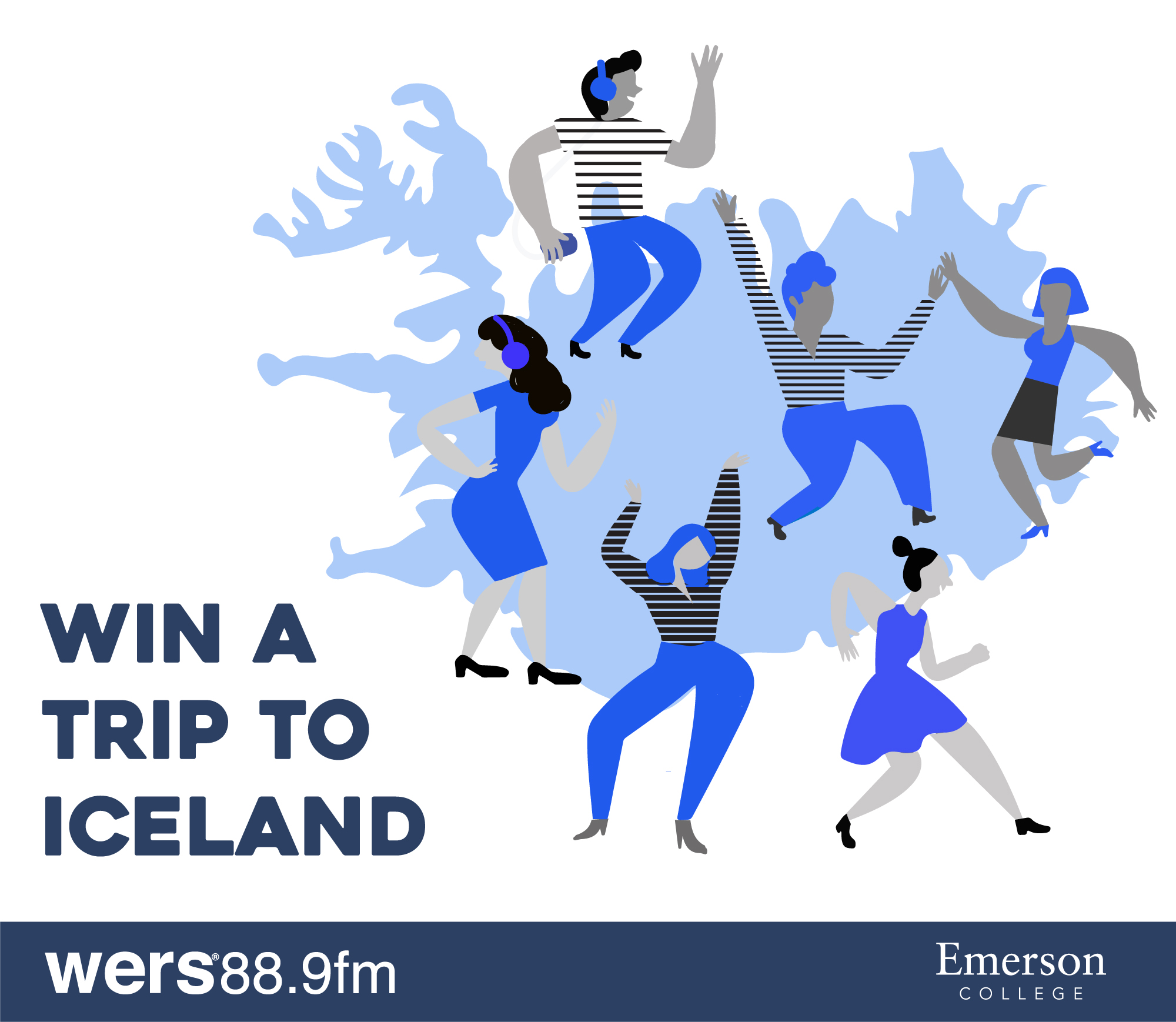 Win A Trip Trip to Iceland with WERS