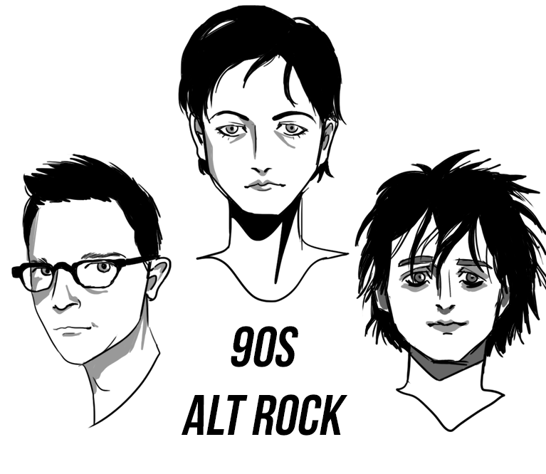 The Verve, Green Day, and More Take You Back to 90s Alt-Rock