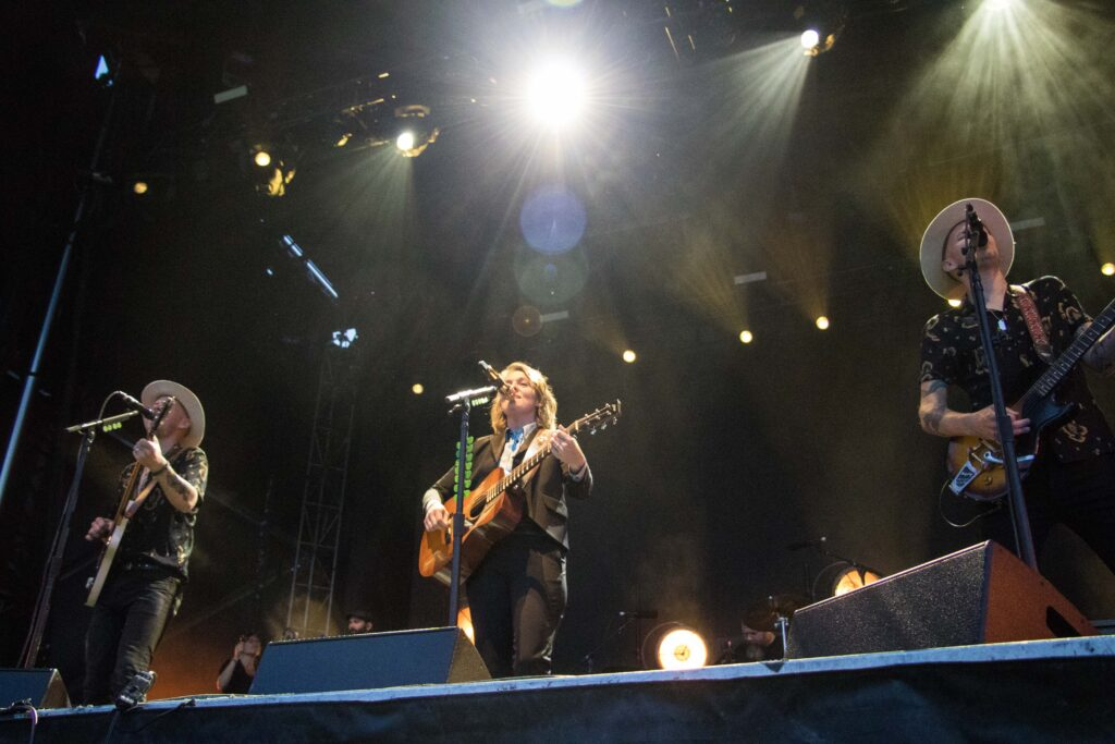 Brandi Carlile Delivers Foot-Stomping Set as One of Boston