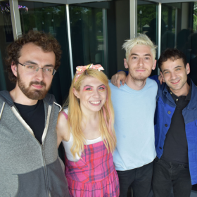 Live Mix Recap: Charly Bliss