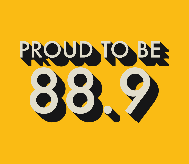 Proud to be 88.9