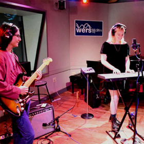 Live Mix Recap: Frances Forever brings her Storytelling to the WERS Studio