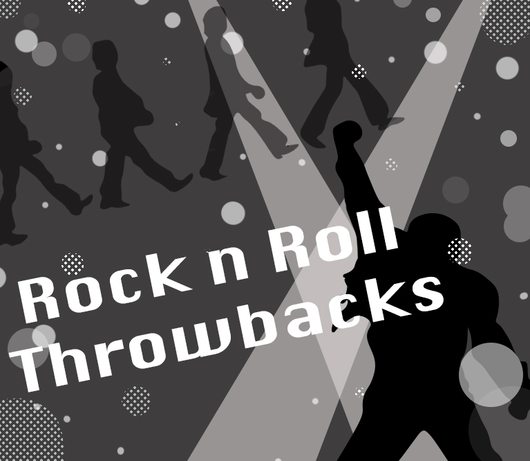 Playlist: Rock & Roll Throwback Jams