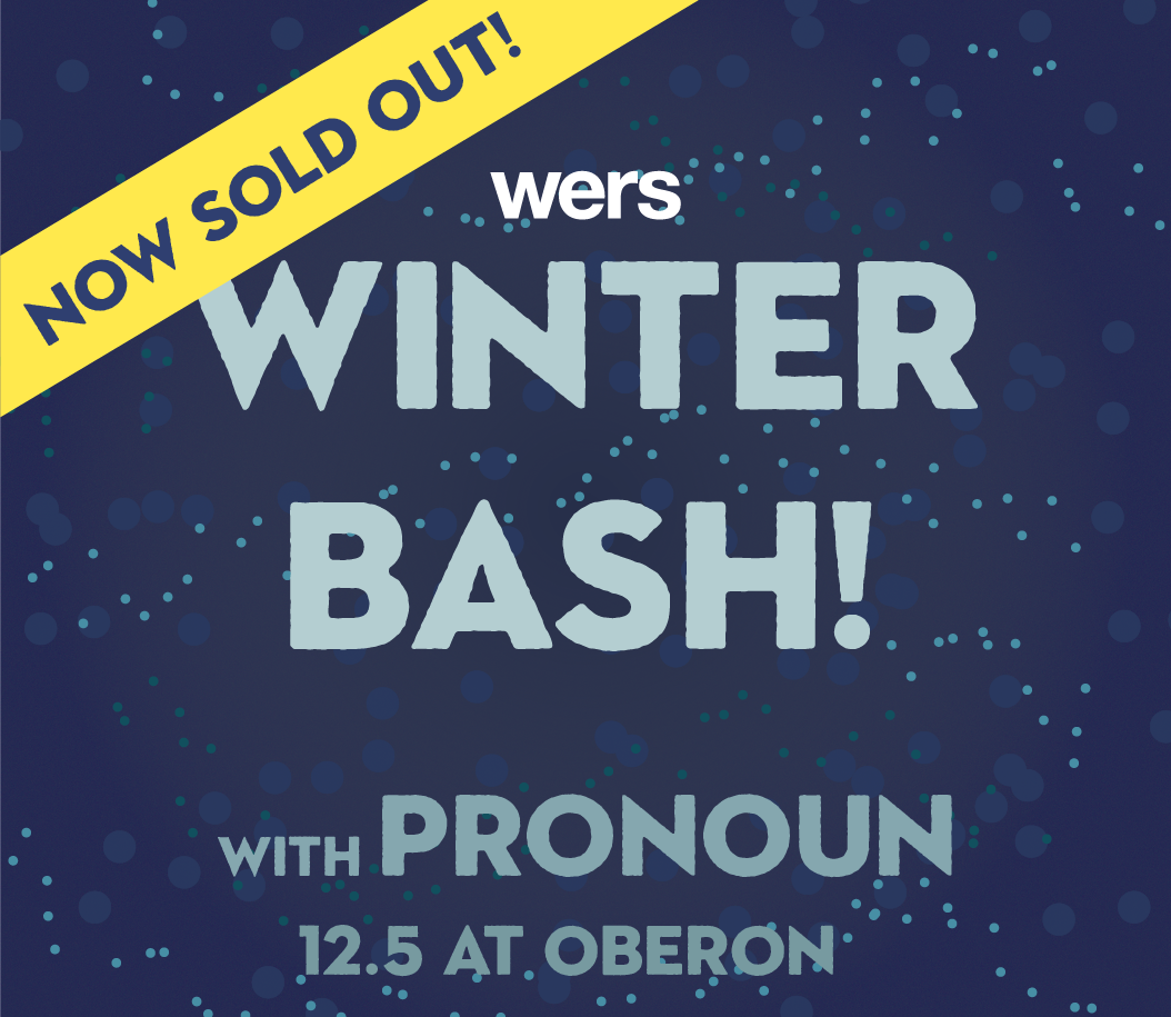 WERS Winter Bash!