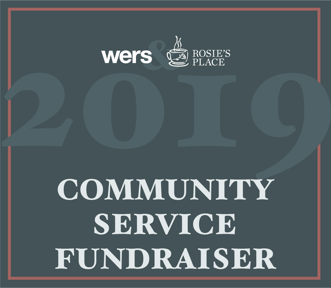 Community Service Fundraiser 2019