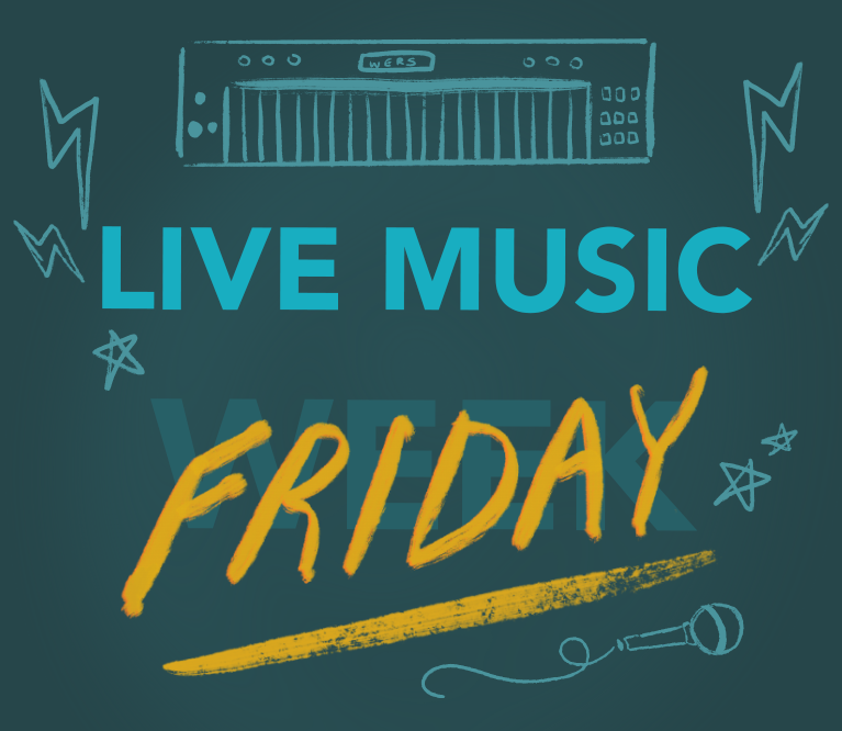 Live Music Week? Try Live Music Friday!