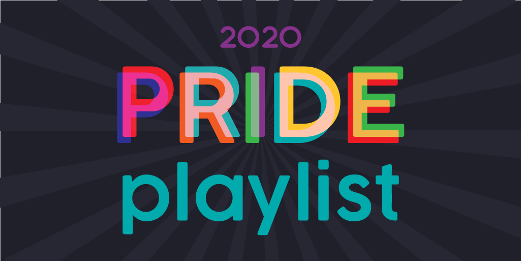 pride playlist - twitter