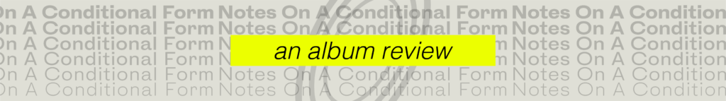 the 1975 album review - blog banner