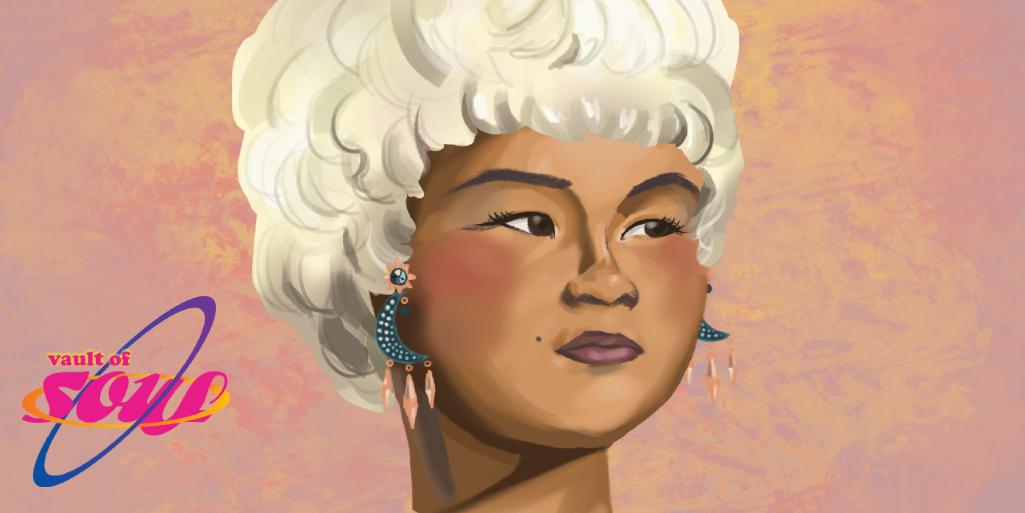 Etta James - twitter banner