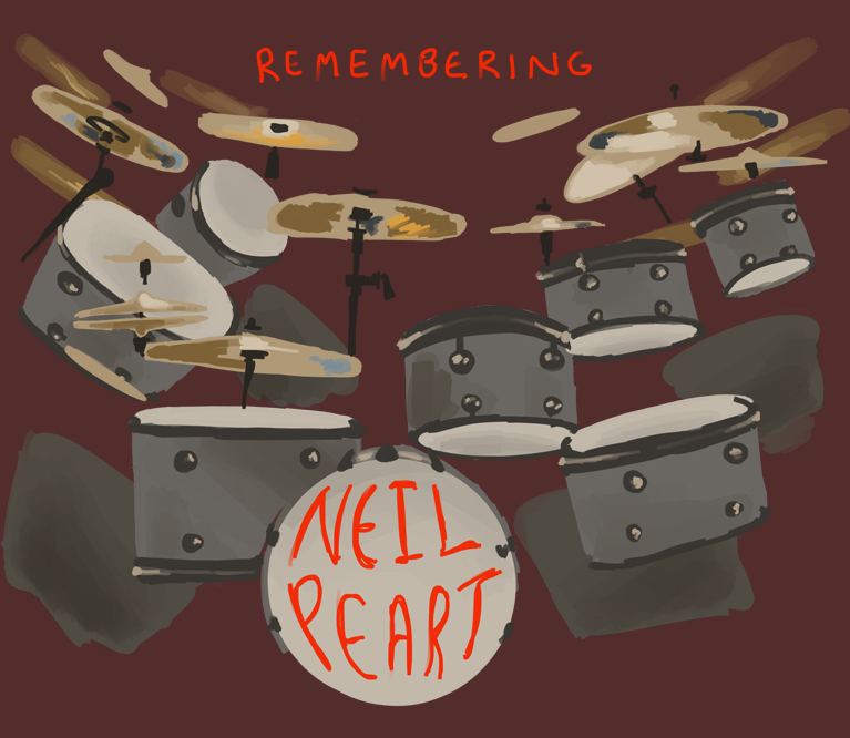 neil peart - blog graphic