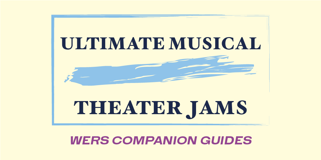 ultimate music theater jams - twitter