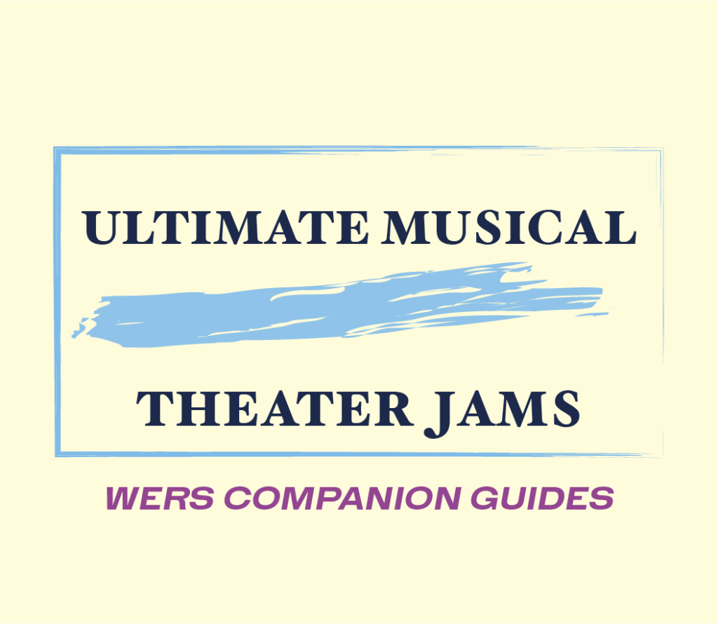 ultimate music theater jams - blog graphic