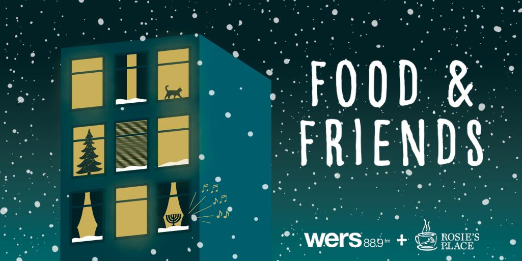 Food & Friends(Twitter)