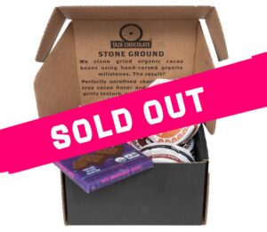Boldest Flavor Sold Out