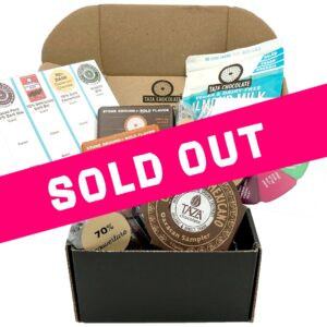 Virtual Tasting Kit Sold Out