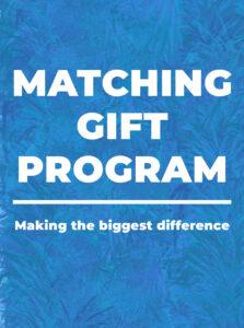 Matching Gift Program