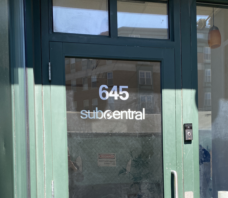 Subcentral