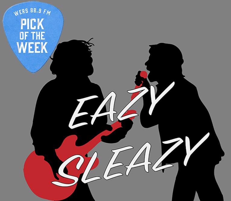 Eazy Sleazy Mick Jagger