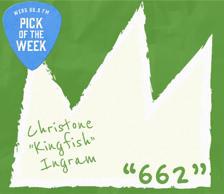 Kingfish Ingram 662