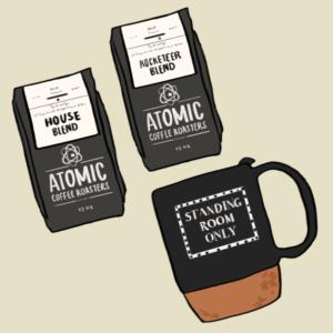 SRO Coffee Combo